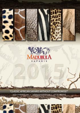 2015 Madubula Brochure