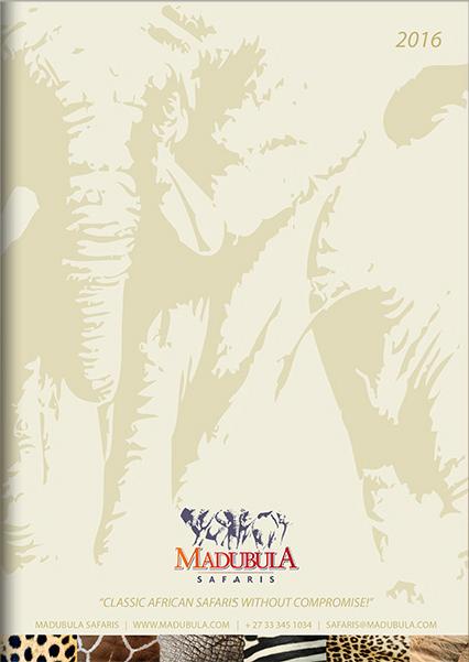 2016 Madubula Brochure